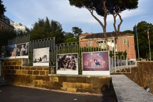Exhibition in Rome_8