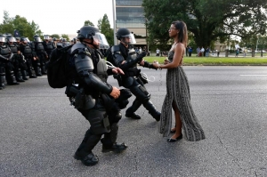 Taking a stand in Baton Rouge, Jonathan Bachman_1