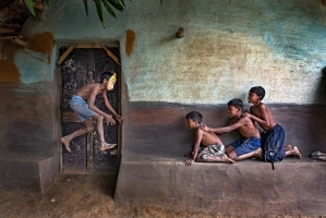 Joy of childhood, Raju Ghosh