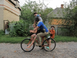 """It is happiness to be a child / Photo group """"Poltava"""" / Khrystyna Roy_2"""